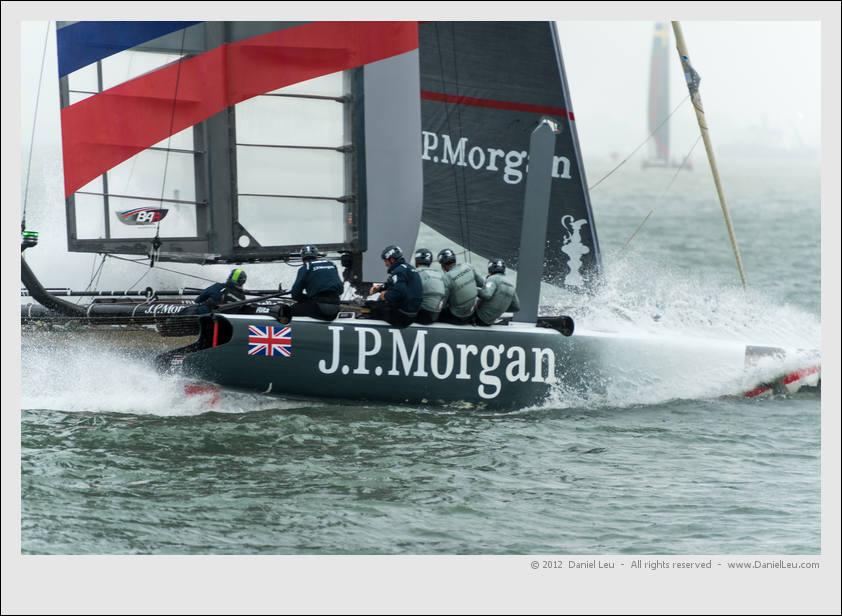 J.P. Morgan BAR