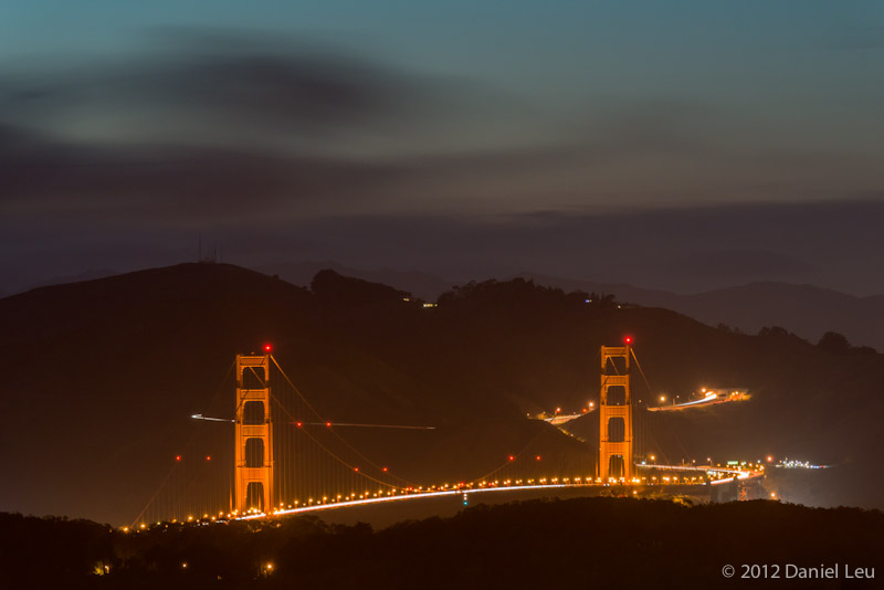 Dreamy Golden Gate Bridge