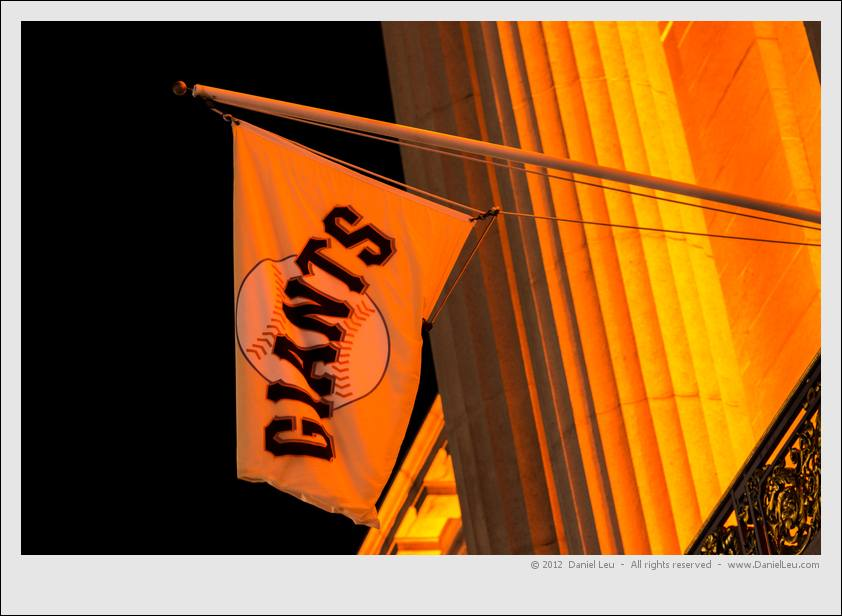 SF Giants 'own' the City Hall