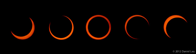 Annular Eclipse Composite, 20min