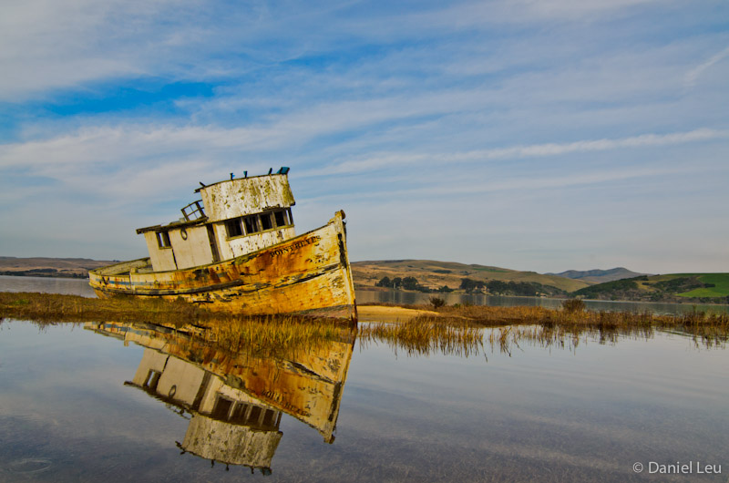Point Reyes Ship Wreck